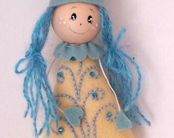 dream blue fairy
