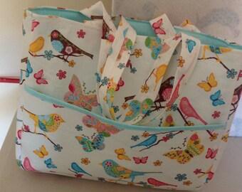 Large Tote bag/Book bag