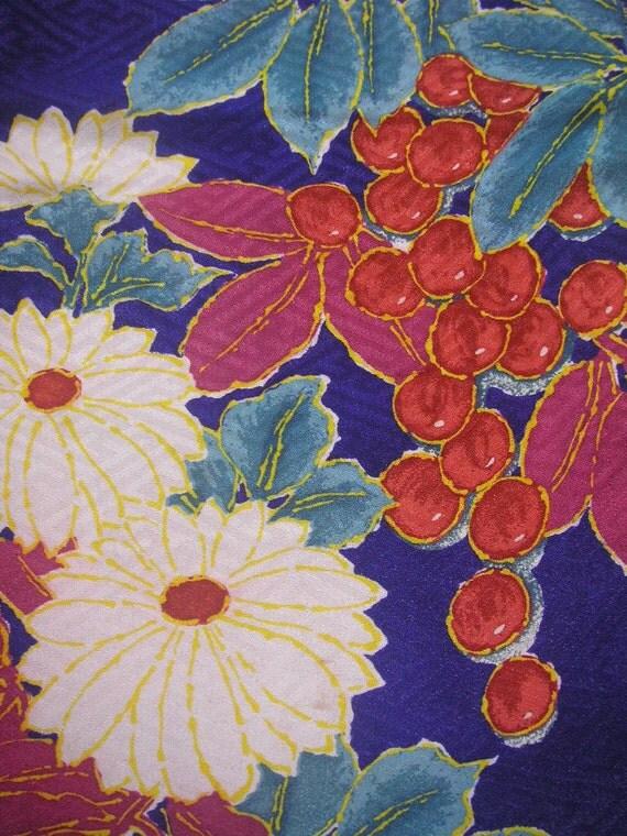 Japanese Vintage Kimono