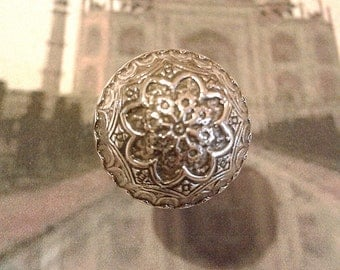 Sultana - Bronze handmade ring - Oriental wonder - Arabian Nights - Princess