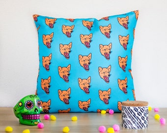 Wolf Pillow / cushion