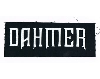 Dahmer Grindcore Patch