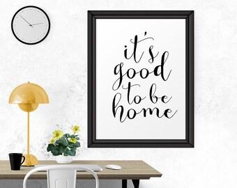 Home Quote Prints Urban Home Interior