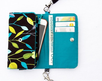 Bring the Basics Bag - Cellphone Wallet - PDF Sewing Pattern