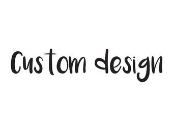 Custom Design Wooden Wine Box (single)