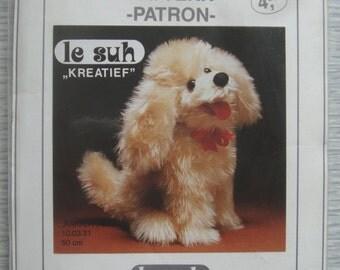 vintage DOG sewing pattern