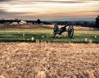Antietam National Battlefield in Fall