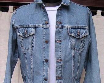 70s Levi Strauss & Co Denim Jacket