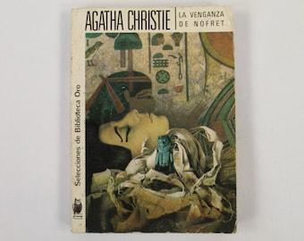 65's, Death comes as the end, La Venganza de Nofret, Agatha Christie, Spanish