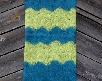 Tubescarf mohairlace