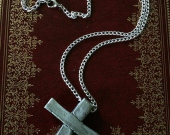 Buffy's Cross Pendant: Buffy the Vampire Slayer Inspired