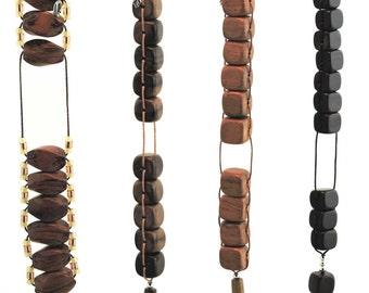 Wooden Hands-Free Rosaries