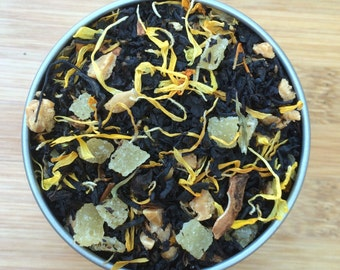 Caramel Chai Loose Leaf Tea & Hand-Filled Tea Bags
