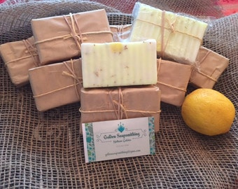Lemon Cream Soap
