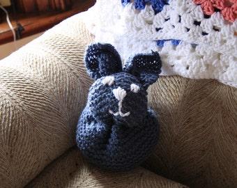 Happy Hopper Yarn Bunny