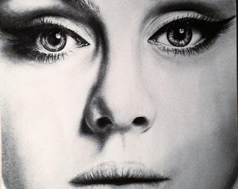 Adele Drawing