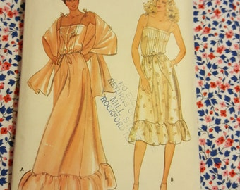 1970s Butterick Size 10 #3728