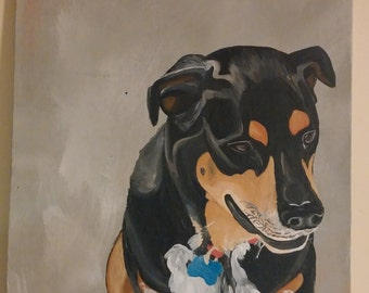 Custom Pet Painting