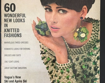 Vogue Knitting, Fall/Winter 1967 Issue