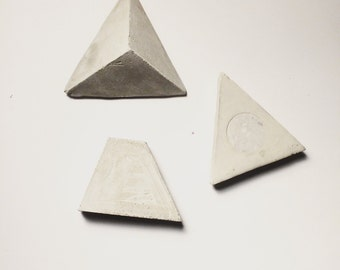 Geometric Magnets (set of 3)