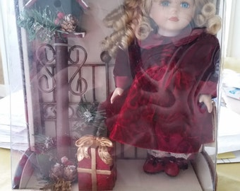 Limited Edition Collector's Choice Porcelain Doll