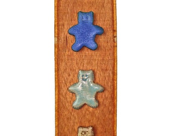 3 Bears Wall Hanging Decoration