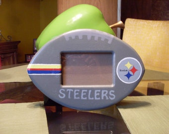 Steelers Frame Etsy