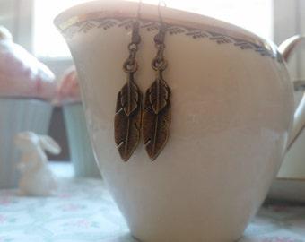 Hanging earring