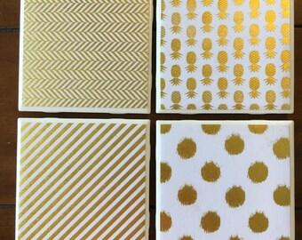 ceramic tile coaster