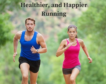 Injury-Proof Your Run E-Book - running book, running for triathlon, faster running, faster running for triathlon