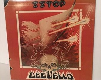 ZZ Top, Deguello, Used Vinyl, LP