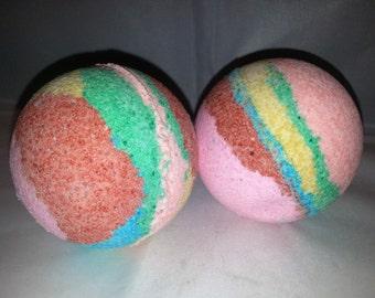 Bubble Gum Mondo Fizzy Bath Bomb