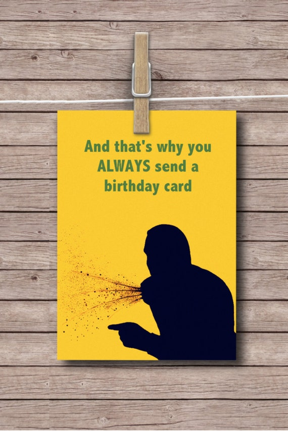 Instant download arrested development card funny birthday instant download arrested development card funny birthday card walter weatherman greeting card printable bookmarktalkfo Image collections