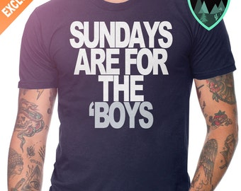 Dallas Cowboys Sunday Shirt, Sundays are for the Boys Shirt, Cowboys Shirt, Sundays are for the Cowboys Shirt, Dallas Cowboys Gift Present