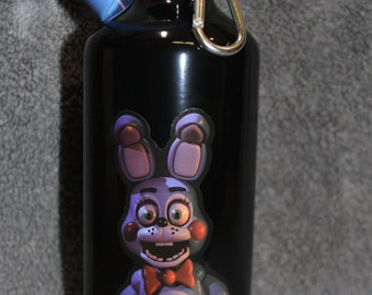 FNaF Water Bottle Bonny  FIVE NIGHTS at FREDDYS