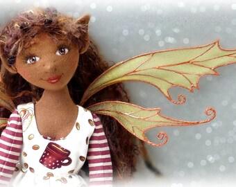 Dulcinea - A OOAK Art Doll