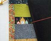 Midori Traveler's Notebook Bag Drawstring Patchwork
