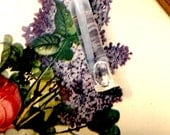 SAMPLE: 1920's Lilies & Lilac Toilet Water