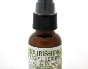 Nourishing Facial Serum, for normal to combination skin