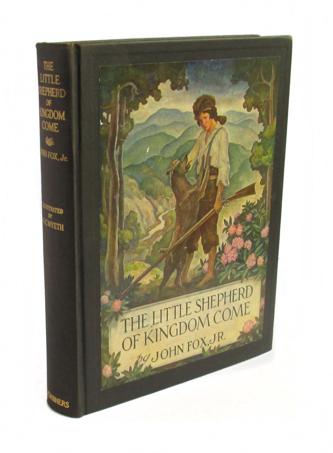 The Little Shepherd Of Kingdom Come Vintage By border=