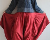 Hippie pants / funky pants / wide pants Available in size M,L (1135)