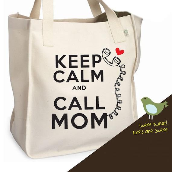 Mom tote bag - funny mom tote good for grandma, sister birthday gifts too
