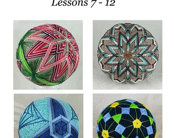 Temari Course - Level 1, Part 2 JTA Curriculum with Barbara B. Suess
