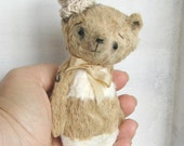 Mary by Woollybuttbears 4.5 inches