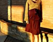Midi Skirt-Pencil Skirt-Skirts-Womens Skirts-Midi Pencil Skirt-Maternity-Womens Clothing-LaChicSew Easy to Wear-Louise Maternity Skirt