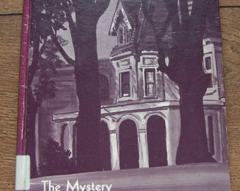 Vintage 60s Morgan Bay Mystery MYSTERY of the MUSICAL GHOST ex-library