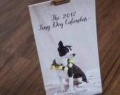 2017 Tiny Dog Calendar Pre-sale
