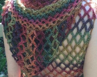 Woodland Pixie Mesh Dress - Reserved!