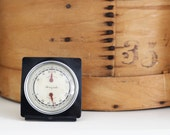 Vintage Bakelite Weather Station - AIrguide
