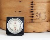 Vintage Bakelite Weather Station - AIrguide